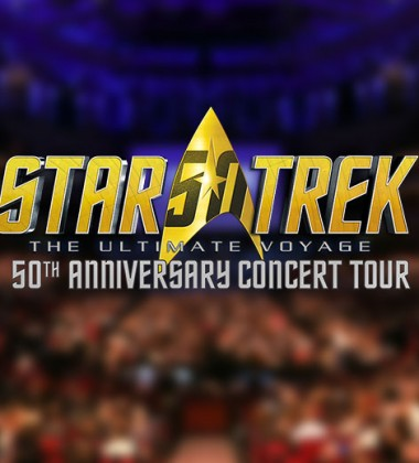 [REVIEW] 'Star Trek: The Ultimate Voyage' Concert Tour