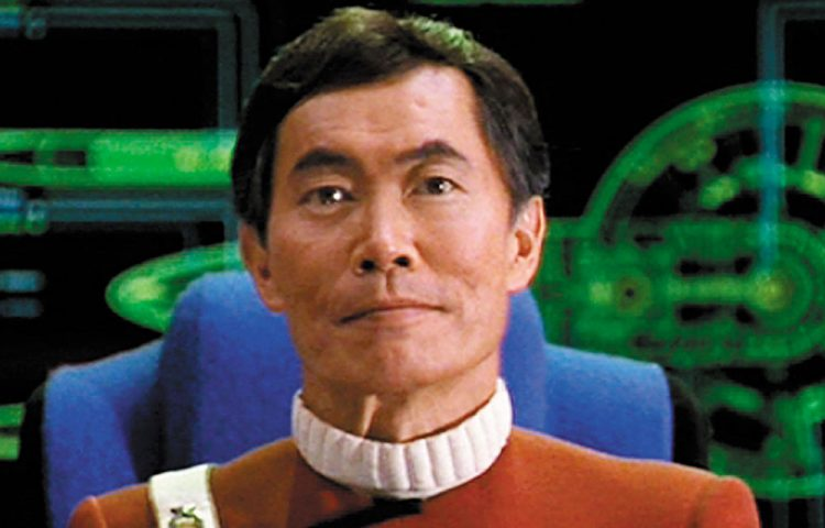 Oh My! Happy 79th Birthday, George Takei