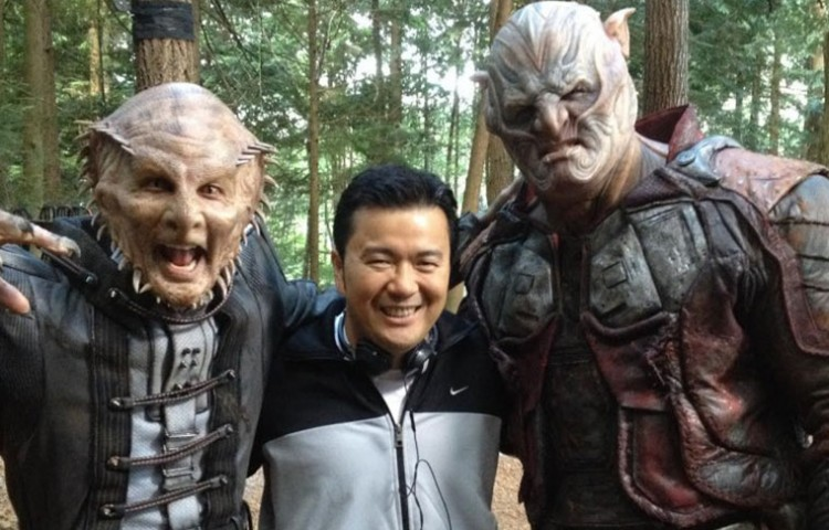STAR TREK BEYOND Director Justin Lin Celebrates First Contact Day