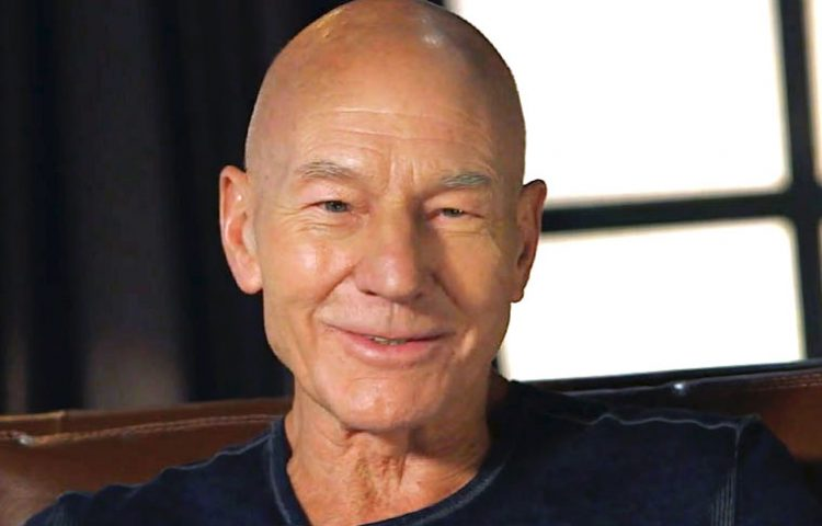 "WATCH: Patrick Stewart Plays ""F**k, Marry, Kill"" With TNG Characters"