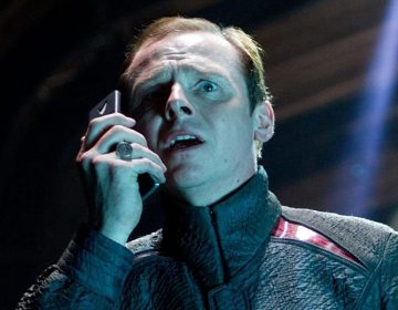 "Simon Pegg: The Foundation of Star Trek Is ""Something We Have To Hang On To"""