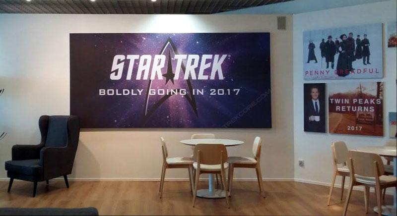 Star Trek 2017 Poster