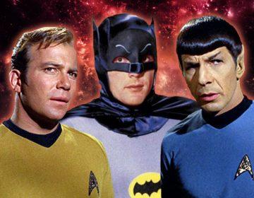 WATCH: Star Trek Meets Batman