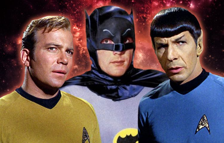 WATCH: Star Trek Meets Batman
