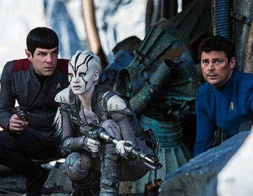 New STAR TREK BEYOND Photo Features Sofia Boutella As Jaylah