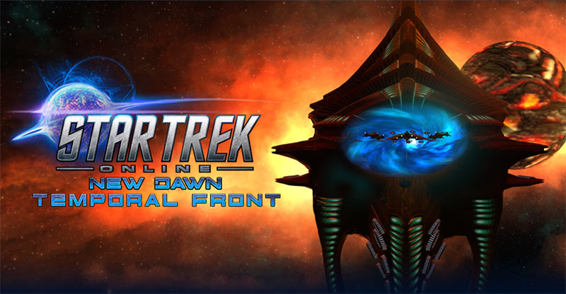 STAR TREK ONLINE New Dawn Temporal Front