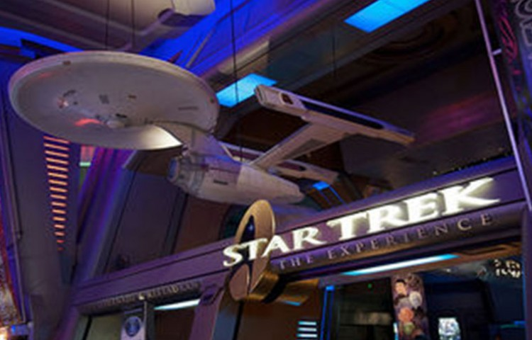 STAR TREK: THE EXPERIENCE May Return To Las Vegas