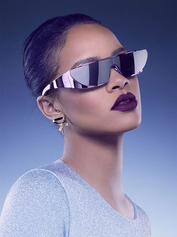 Rihanna's new Star Trek-inspired sunglasses