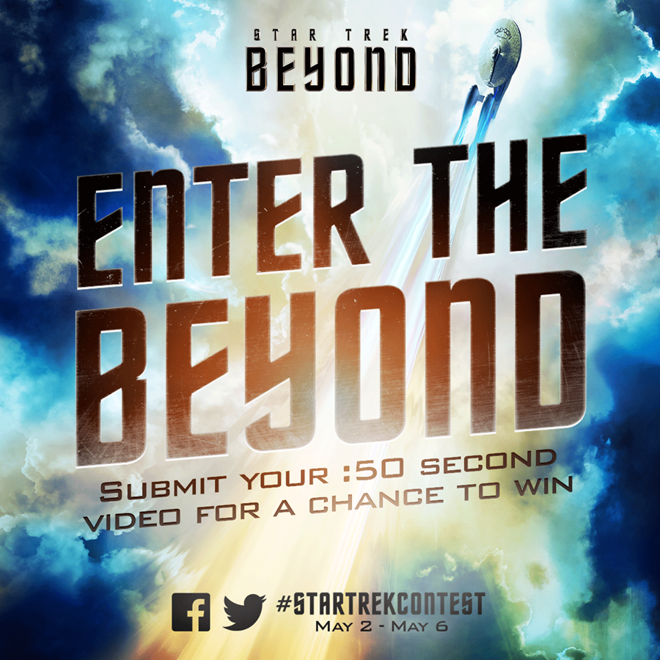 Star Trek Beyond Fan Event Contest