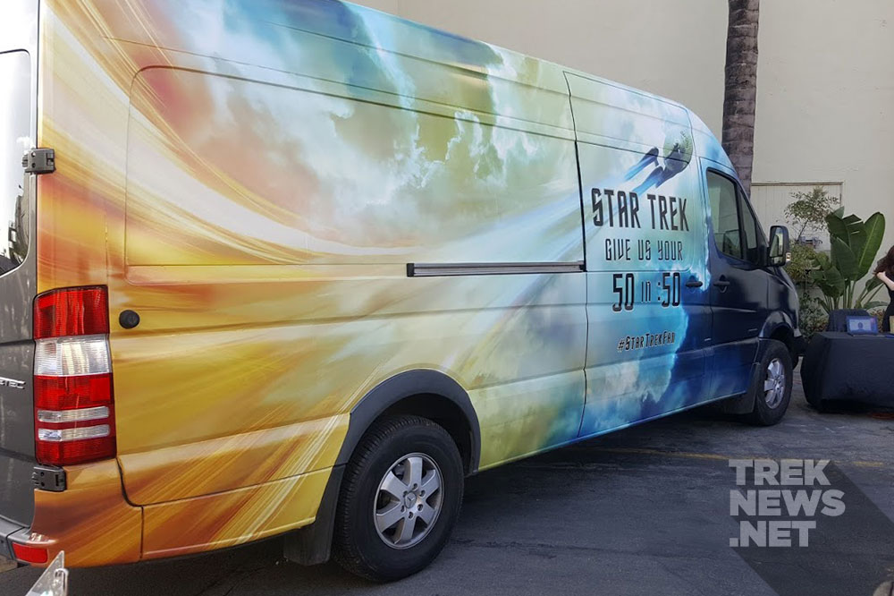 Star Trek Beyond van
