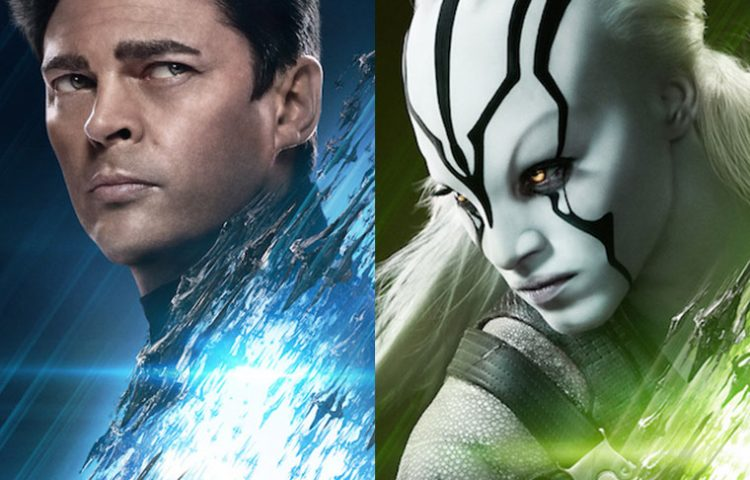 New STAR TREK BEYOND Posters Feature Karl Urban, Sofia Boutella