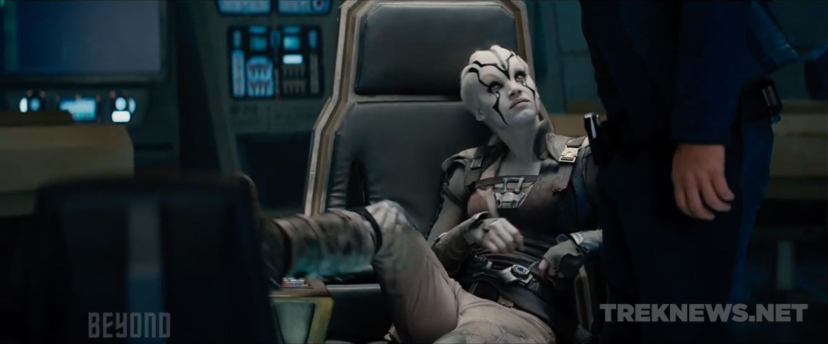 STAR TREK BEYOND Second Trailer