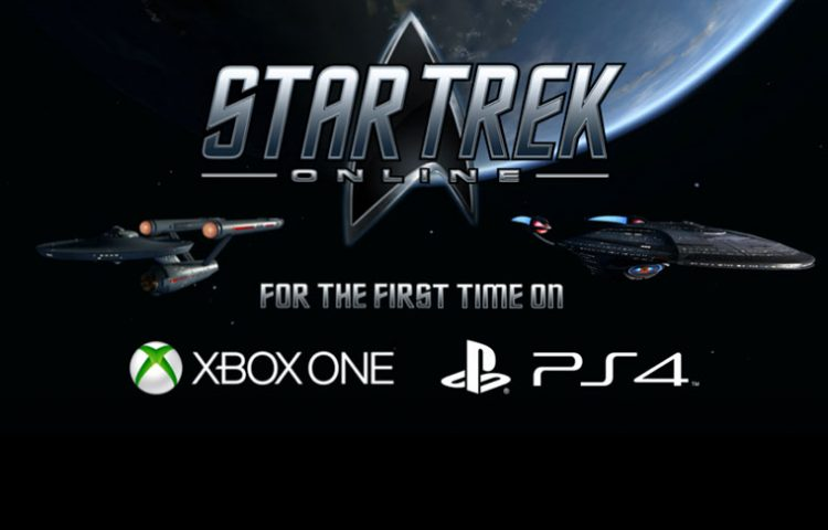 Star Trek Online Ported to Consoles in Fall 2016, New PC Expansion Announced