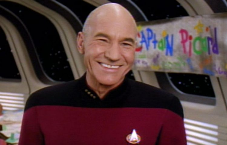 Happy Captain Picard Day!