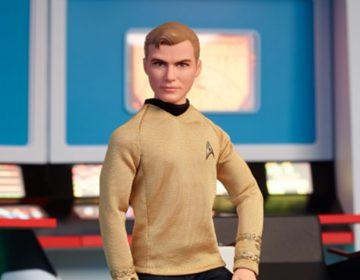 50th Anniversary Star Trek Barbie Set Announced