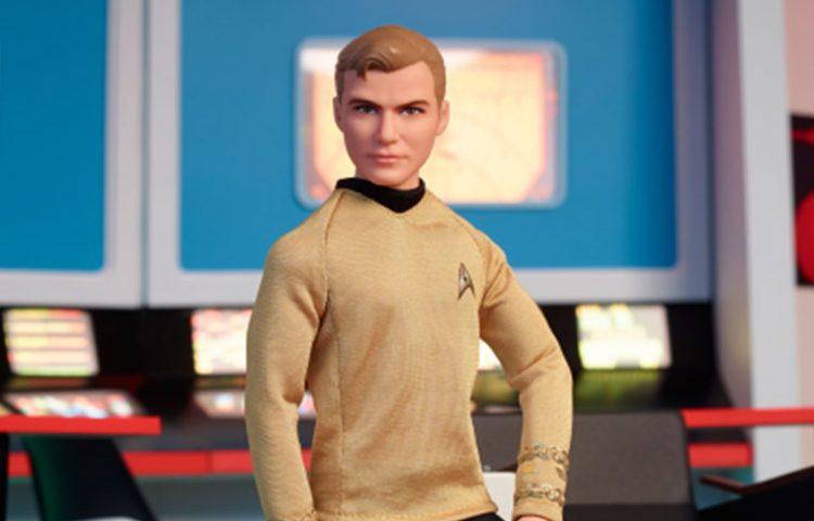 50th Anniversary Star Trek Barbie Set Announced