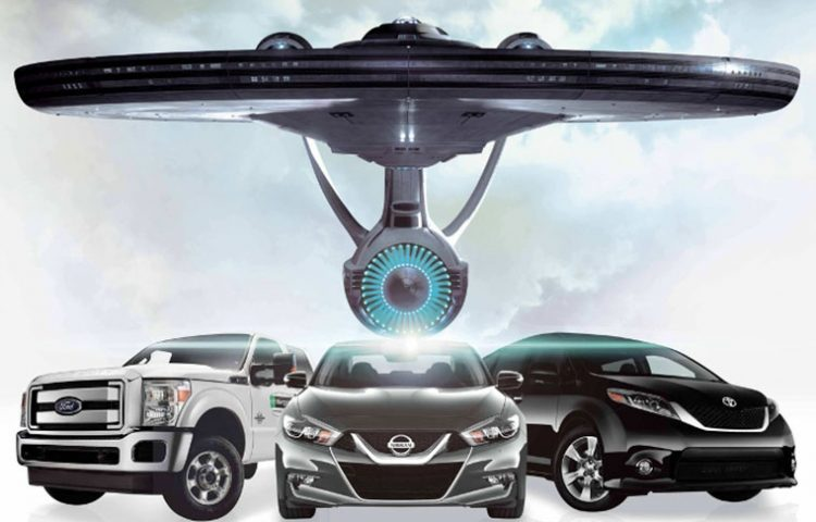 Enterprise Rent-A-Car Partners with Paramount for Launch of STAR TREK BEYOND