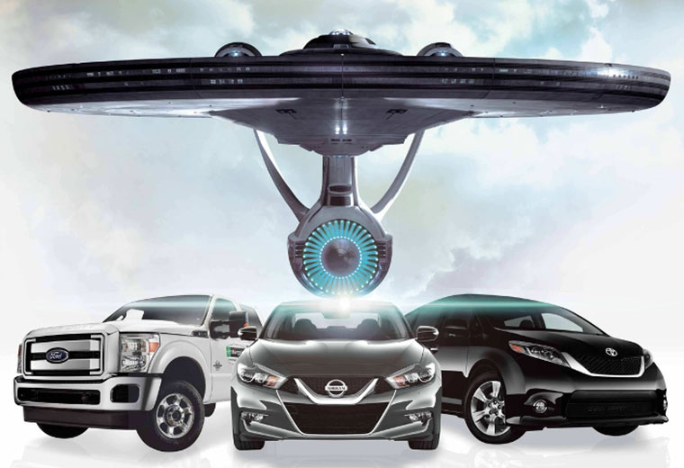 Enterprise Rent A Car Partners With Paramount For Launch Of Star