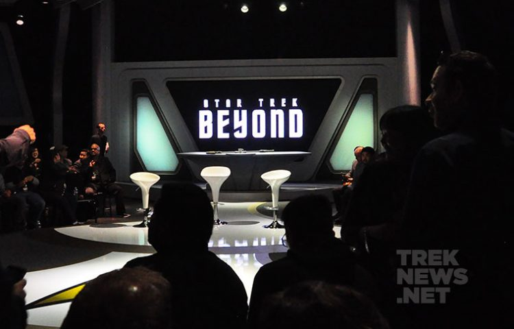 If You Were Left Outside the Star Trek Beyond Fan Event, Keep An Eye On Your Mailbox