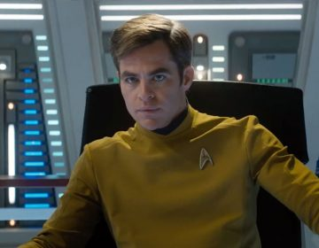 "BREAKING: New STAR TREK BEYOND Trailer Featuring Rihanna's ""Sledgehammer"""