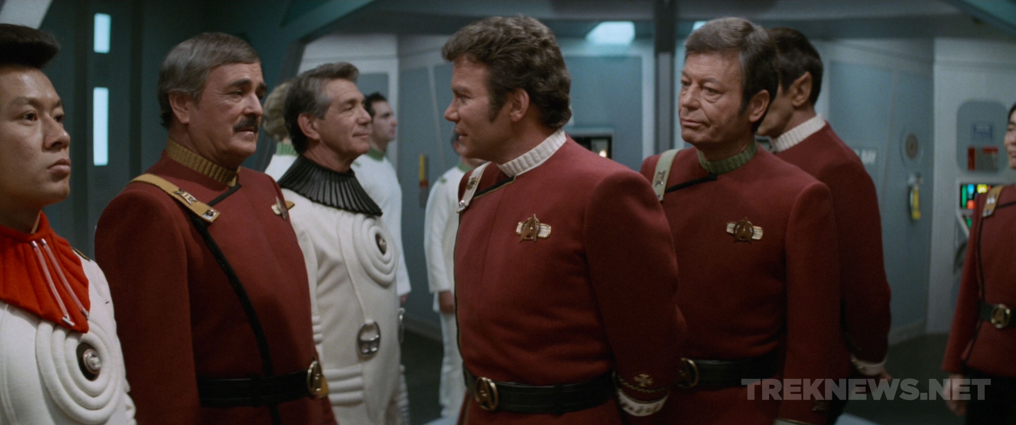 "a review of the star trek movie the wrath of khan The film also creates a direct bridge to the past by revisiting a classic star trek episode ricardo montalbán's noonien singh khan first appeared in february 16, 1967 in the twenty-seconnd episode of the first season of star trek in an episode called ""space seed."