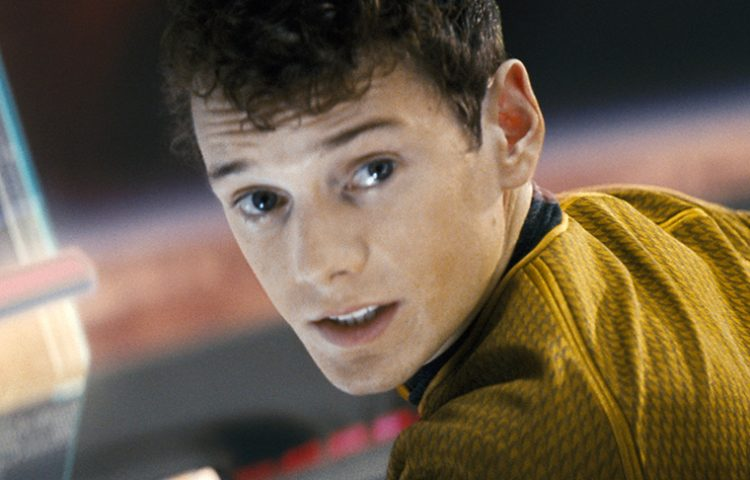 "STAR TREK Remembers Anton Yelchin ""You Were Brilliant. You Were Kind. You Were Funny as Hell, and Supremely Talented"""