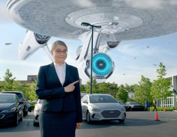 WATCH: Enterprise Rent-A-Car's New STAR TREK Commercial