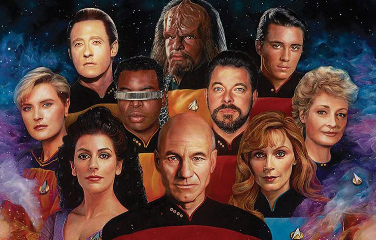 STAR TREK: 50 ARTISTS. 50 YEARS. Coming To New York City In September