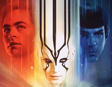STAR TREK BEYOND Honors Original Series, Remembers Nimoy and Yelchin