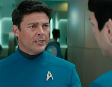 Bones Has Some Advice For Spock In First STAR TREK BEYOND Clip