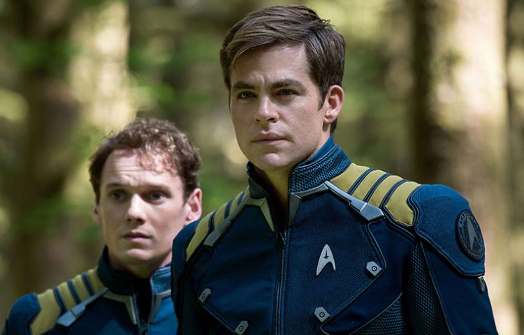 Star Trek Movie Marathon Will Show Star Trek Beyond Prior To Wide Release