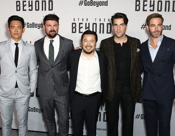 PHOTO GALLERY: STAR TREK BEYOND Australia Premiere