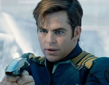 STAR TREK BEYOND Tops Box Office in Opening Weekend