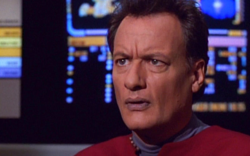 "Star Trek: Voyager ""Death Wish"" (photo: CBS Home Entertainment)"