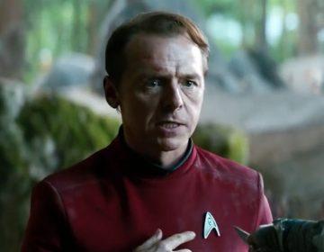 Simon Pegg: Star Trek's Home Is On TV