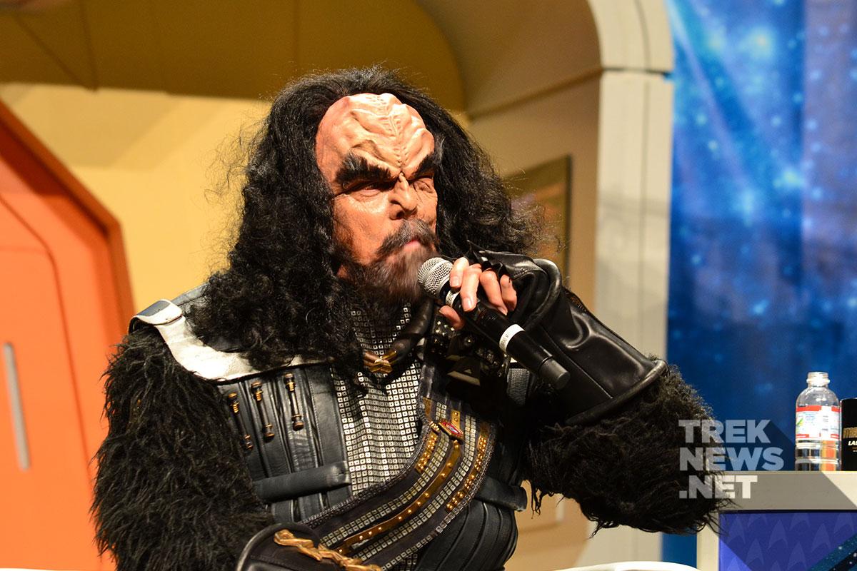 JG Hertzler as Martok