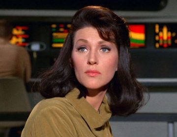 Majel Barrett May Voice The Computer In Star Trek: Discovery