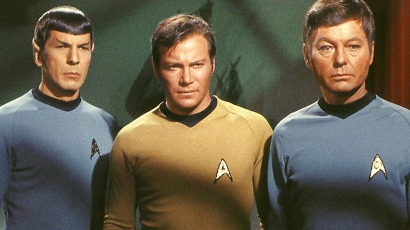 Image result for kirk spock mccoy