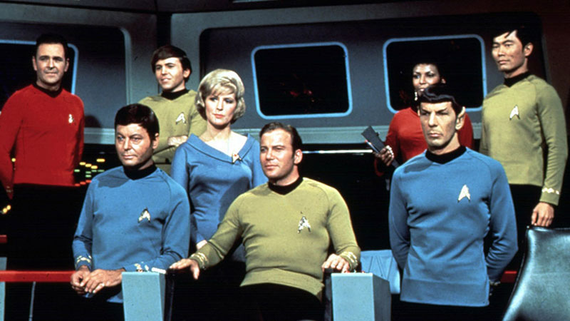 Star Trek: The Original Series crew