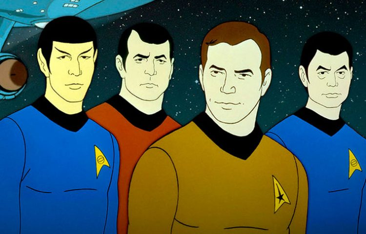 STAR TREK: THE ANIMATED SERIES Blu-ray Details