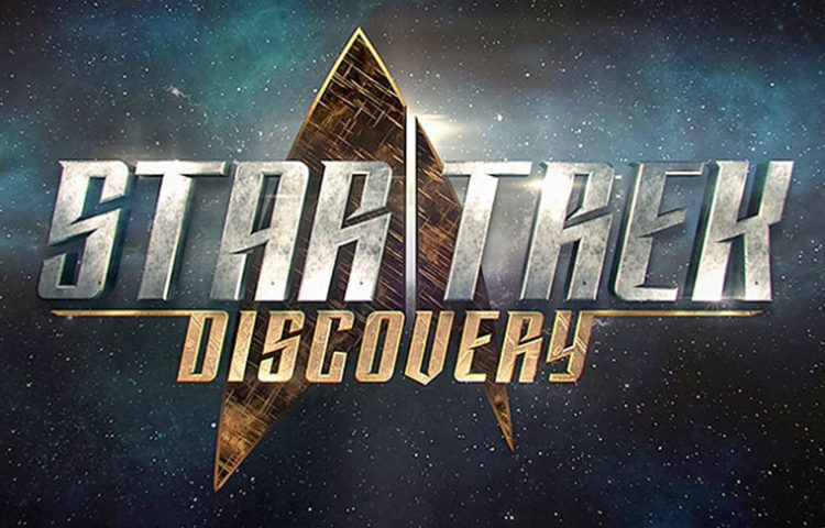 STAR TREK: DISCOVERY Tie-In Books, Comics Announced
