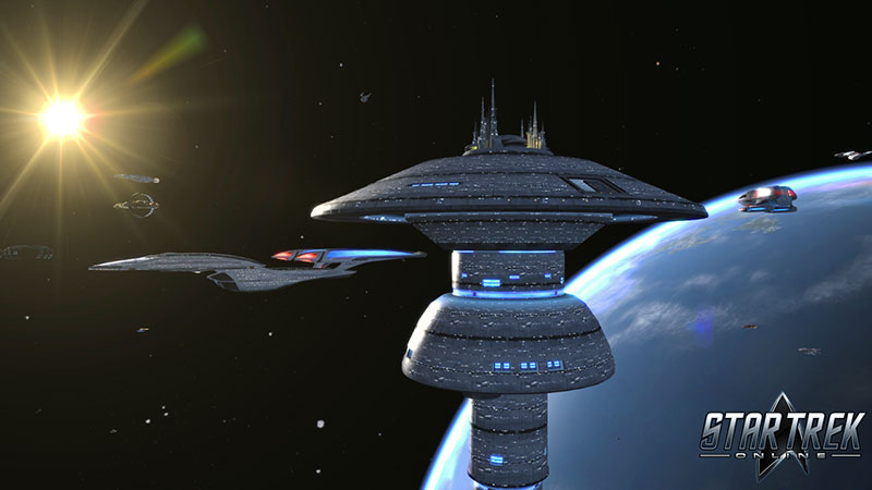 Star Trek Online console preview