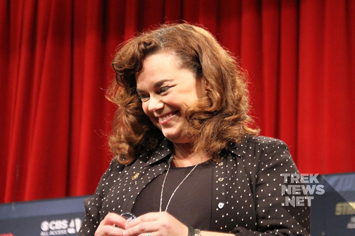Star Trek: Discovery writer Kirsten Beyer