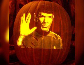 Starfleet's Finest Star Trek Jack-O-Lanterns