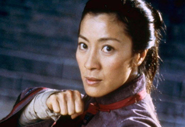 Michelle Yeah Cast As Captain Han Bo in STAR TREK: DISCOVERY