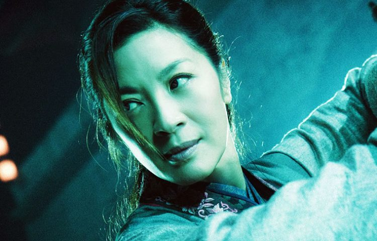 [RUMOR] 'Crouching Tiger' Actress Michelle Yeoh Joins STAR TREK: DISCOVERY