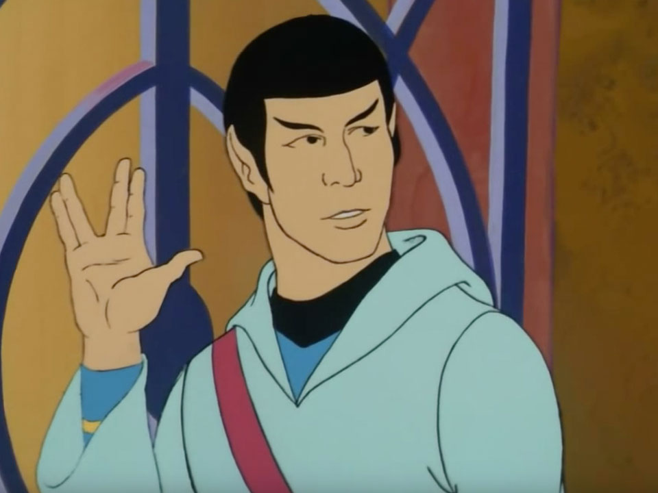 Star Trek: The Animated Series on Blu-ray