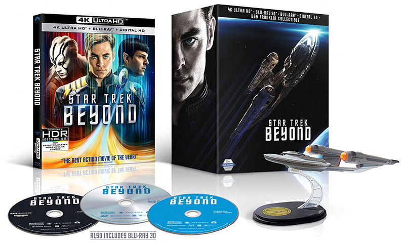 Star Trek Beyond Amazon Exclusive Gift Set