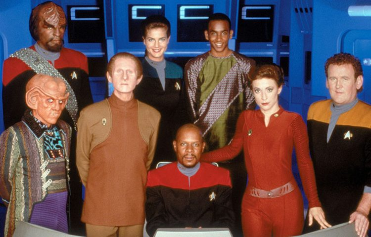 Complete STAR TREK: DEEP SPACE NINE Series Is Being Re-Released On DVD