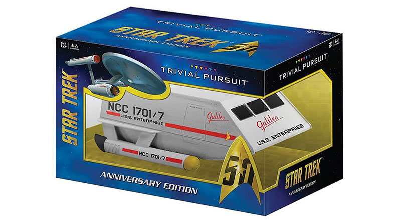 Star Trek Trivial Pursuit